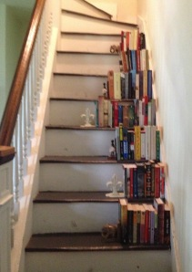Stairs Bookcase. side viewjpg